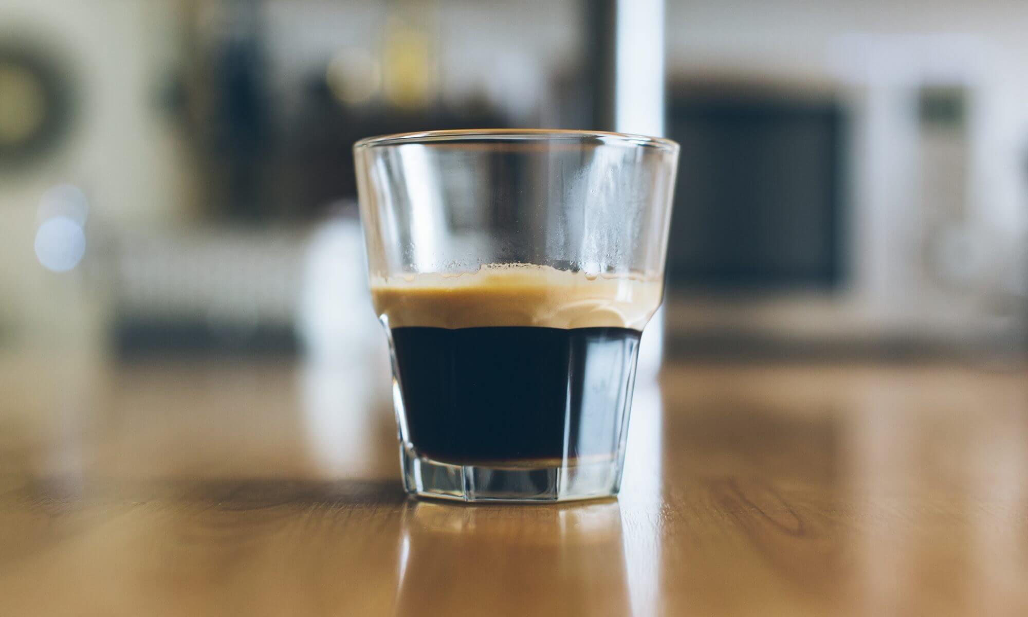 It's an Espresso